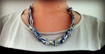 embroidery floss necklace
