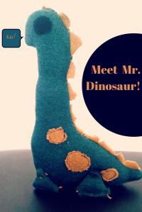Meet Mr. Dinosaur