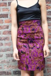 pencil skirt pattern