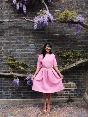 The Zeena Dress! – By Hand London
