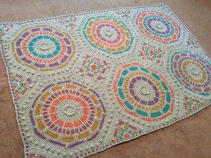 Julie Yeager blanket