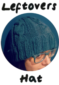 Leftovers Hat on HsHandcrafts