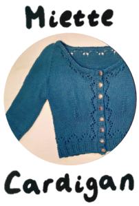 Miette Cardigan on HsHandcrafts