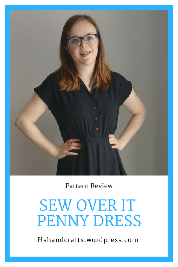 Sew Over It Penny Dress - made by HsHandcrafts