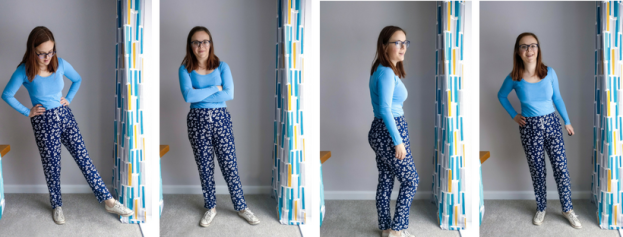 Sewing trousers that actually fit!