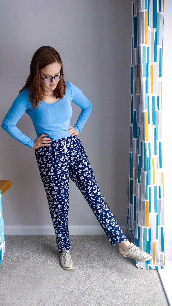 Jumpsuit Trousers from Fashion with Fabric