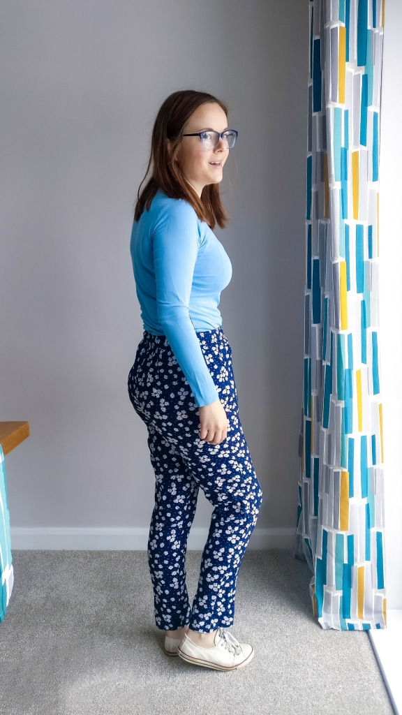 Sewing Comfy trousers