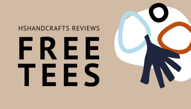 HsHandcrafts Reviews Free Tees