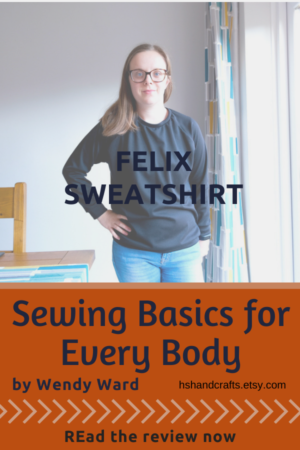 TSewing Basics for Everybody - reviewed by HsHandcrafts