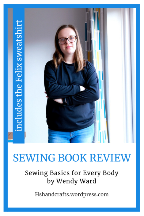 Book Review: Sewing Basics for Everybody by Wendy Ward
