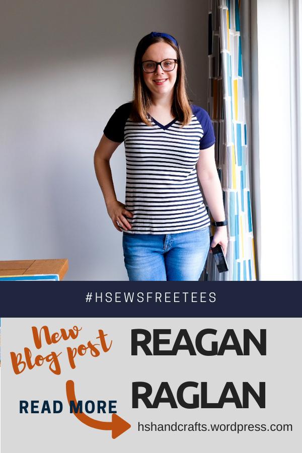 Reagan Raglan by Bella Sunshine Designs. Free sewing pattern review