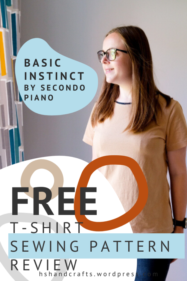Basic Instinct by SecondoPiano. Free sewing pattern review
